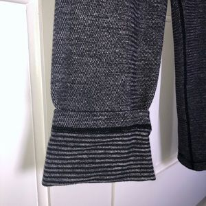 Lululemon wunder under crop size 6